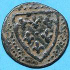Photo numismatique  JETONS MEREAUX (fin XIIIe - début XIVe)  Méreau de compte de Tournai