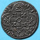 Photo numismatique  JETONS MEREAUX Moyen âge Type monétaire Méreau au type du Royal.