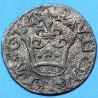 Photo numismatique  JETONS MEREAUX Moyen âge Type monétaire Méreau à la couronne