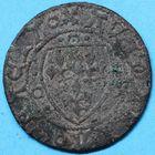 Photo numismatique  JETONS MEREAUX Moyen âge Type monétaire Méreau à l'écu fleurdelisé.