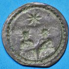 Photo numismatique  JETONS PALLOFES Roussillon  Pallofe d'Elne.