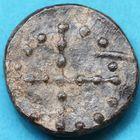 Photo numismatique  JETONS PLOMBS DE CORPORATIONS   Mereau de Saint Jean