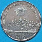Photo numismatique  JETONS ANCIEN RÉGIME SECRETAIRES DU ROI  Jeton de 1776.