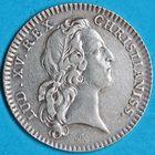 Photo numismatique  JETONS ANCIEN RÉGIME ORDINAIRE DES GUERRES  Jeton de 1741.
