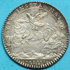 Photo numismatique  JETONS ANCIEN REGIME MARINE  Jeton de 1756.