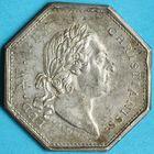 Photo numismatique  JETONS ANCIEN RÉGIME GALERES Invalides de la Marine Jeton de 1773.