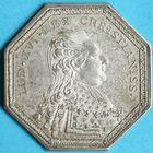 Photo numismatique  JETONS ANCIEN RÉGIME ORDRES DU ROI Ordre du Saint-Esprit Jeton non daté.
