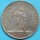 Photo numismatique  JETONS ANCIEN RÉGIME ORDRES DU ROI Ordre de Saint Louis Jeton.