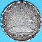 Photo numismatique  JETONS ANCIEN RÉGIME TRÉSOR ROYAL Louis XV (1715-1774) Jeton de 1751.