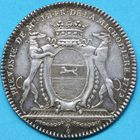 Photo numismatique  JETONS ANCIEN RÉGIME PARIS J. B. F. de la Michodière, 1e Prévôté Jeton de 1773.