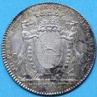 Photo numismatique  JETONS ANCIEN RÉGIME PARIS J. B. F. de la Michodière, 3e Prévôté Jeton de 1777.