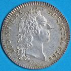 Photo numismatique  JETONS ANCIEN RÉGIME PARIS Officiers de la Ville. Payeurs des rentes Jeton de 1764.