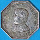 Photo numismatique  JETONS ANCIEN REGIME CORPORATIONS Commerce de bois flotté Jeton.