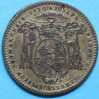 Photo numismatique  JETONS ANCIEN REGIME ARTOIS SAINT-OMER, J. A. de Valbelle évêque Jeton de 1723.