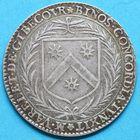 Photo numismatique  JETONS ANCIEN REGIME MAINE NOBLESSE, Perrochel, Sr de Grandchamp Jeton.