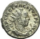 Photo numismatique  MONNAIES EMPIRE ROMAIN TACITE (275-276)  Antoninien.