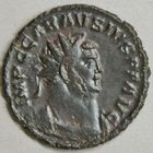 Photo numismatique  MONNAIES EMPIRE ROMAIN CARAUSIUS (287-293)  Antoninien.