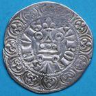 Photo numismatique  MONNAIES ROYALES FRANCAISES PHILIPPE IV LE BEL (5 octobre 1285-30 novembre 1314)  Gros tournois au lis.