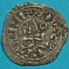 Photo numismatique  MONNAIES BARONNIALES Duché d'AQUITAINE EDOUARD III (1327-1362) Gros au léopard au-dessous.