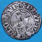 Photo numismatique  MONNAIES BARONNIALES Comtat VENAISSIN BONIFACE VIII (1294-1303) Double denier.