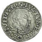 Photo numismatique  MONNAIES MONNAIES DU MONDE ALLEMAGNE PRUSSE duché, Albert de Brandebourg (1525-1568) Shilling.