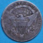 Photo numismatique  MONNAIES MONNAIES DU MONDE ÉTATS-UNIS d'AMÉRIQUE du NORD Depuis 1776 One dime de 1807.