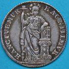 Photo numismatique  MONNAIES MONNAIES DU MONDE PAYS-BAS HOLLANDE 10 stuivers ou demi gulden.