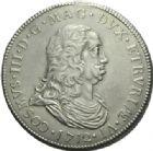 Photo numismatique  MONNAIES MONNAIES DU MONDE ITALIE LIVOURNE, Cosme III (1670-1723) Tallero.