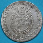 Photo numismatique  MONNAIES MONNAIES DU MONDE ITALIE SAVOIE-SARDAIGNE, Victor-Amédée III (1773-1796) Demi scudo de 1792.