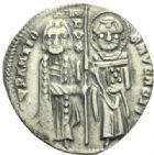 Photo numismatique  MONNAIES MONNAIES DU MONDE ITALIE VENISE, Giovanni Soranzo (1312-1328) Grosso.