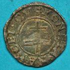 Photo numismatique  MONNAIES BARONNIALES Duché de LORRAINE CHARLES III (1545-1608) Denier de billon.