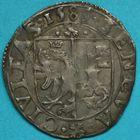 Photo numismatique  MONNAIES MONNAIES DU MONDE SUISSE GENEVE, République (1535-1791) Six sols de 1585.