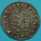 Photo numismatique  MONNAIES MONNAIES DU MONDE SUISSE GENEVE, République (1535-1791) Six sols de 1589.