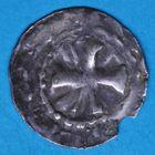 Photo numismatique  MONNAIES BARONNIALES Evêché du PUY Eglise Notre-Dame (Xe siècle) Obole.