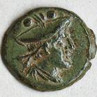 Photo numismatique  MONNAIES RÉPUBLIQUE ROMAINE Anonyme (vers 211-210)  Sextans.