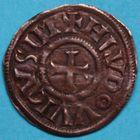 Photo numismatique  MONNAIES CAROLINGIENS LOUIS LE PIEUX, empereur (janvier 814-20 juin 840)  Denier de Venise.