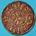 Photo numismatique  MONNAIES CAROLINGIENS PEPIN II, roi d'Aquitaine (839-852)  Denier de Toulouse.