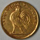 Photo numismatique  JETONS PÉRIODE MODERNE MAISONS CLOSES  Jeton de Strasbourg.