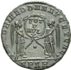 Photo numismatique  MONNAIES EMPIRE ROMAIN MAGNENCE (350-353)  Centenonialis.