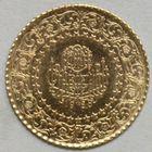 Photo numismatique  MONNAIES MONNAIES DU MONDE TURQUIE République (Depuis 1923) 20 kurush or.