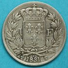 Photo numismatique  MONNAIES MODERNES FRANÇAISES HENRI V, prétendant (29 septembre 1820-1883)  1 franc.