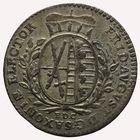 Photo numismatique  MONNAIES MONNAIES DU MONDE ALLEMAGNE SAXE, Frédéric-Auguste III électeur (1763-1806) 1/12e de Thaler.