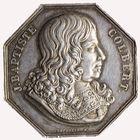 Photo numismatique  JETONS PERIODE MODERNE CHAMBRE DE COMMERCE AMIENS (Somme) Jeton, 1761.