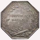 Photo numismatique  JETONS PÉRIODE MODERNE CHAMBRE DE COMMERCE BORDEAUX (Gironde) Jeton du Consulat.