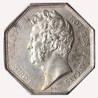 Photo numismatique  JETONS PÉRIODE MODERNE CHAMBRE DE COMMERCE BORDEAUX (Gironde) Jeton, 1834.