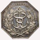 Photo numismatique  JETONS PÉRIODE MODERNE CHAMBRE DE COMMERCE MONTPELLIER (Hérault) Jeton.