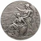 Photo numismatique  MEDAILLES PÉRIODE MODERNE CHAMBRE DE COMMERCE CALAIS (Pas-de-Calais) Médaille.