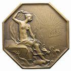 Photo numismatique  MEDAILLES PÉRIODE MODERNE CHAMBRE DE COMMERCE SAINT-NAZAIRE (Loire-Atlantique) Médaille.