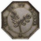 Photo numismatique  JETONS PÉRIODE MODERNE VILLES CHATEAU-THIERRY (Aisne) Jeton de l'Arquebuse.