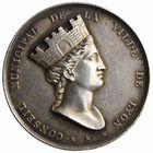 Photo numismatique  MEDAILLES PÉRIODE MODERNE VILLES LYON (Rhône) Médaille du Conseil municipal.